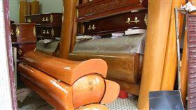 棺材,棺木,中國式,(圖/翻攝自維基百科)