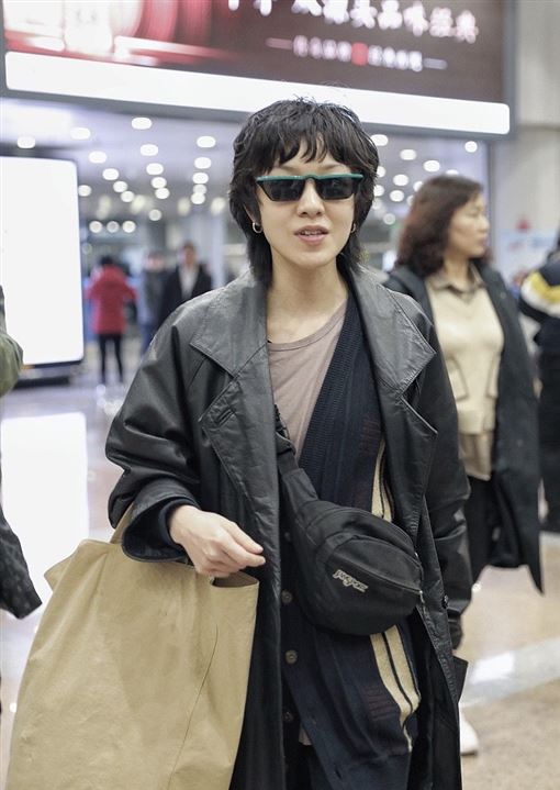 郭采潔/翻攝自微博