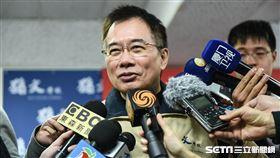 孫文學校決策委員、中國國民黨政策會前執行長蔡正元 圖/記者林敬旻攝