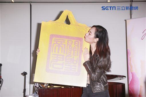 Julia吳卓源最新專輯《5 am》專輯發表會。(圖/記者林士傑攝影)
