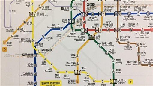 北市捷運局10日表示,捷運環狀線改善項目已完成,並核報交通局。(中央社)