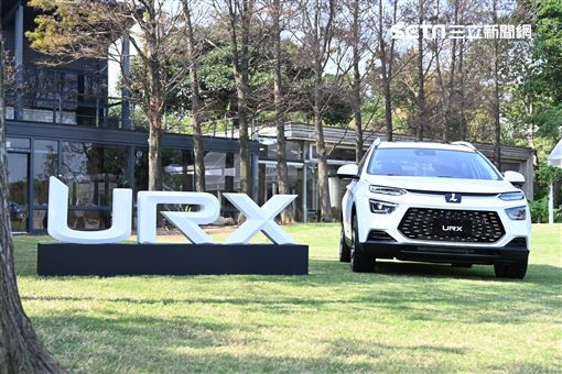 ▲Luxgen URX休旅車(圖/鍾釗榛攝影)