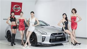 ▲NISSAN攜手名模即將登上2020世界新車大展舞台。(圖/NISSAN提供)