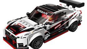 ▲樂高推出NISSAN GT-R Nismo。(圖/翻攝網站)