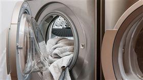 洗衣機(示意圖/翻攝自pixabay)