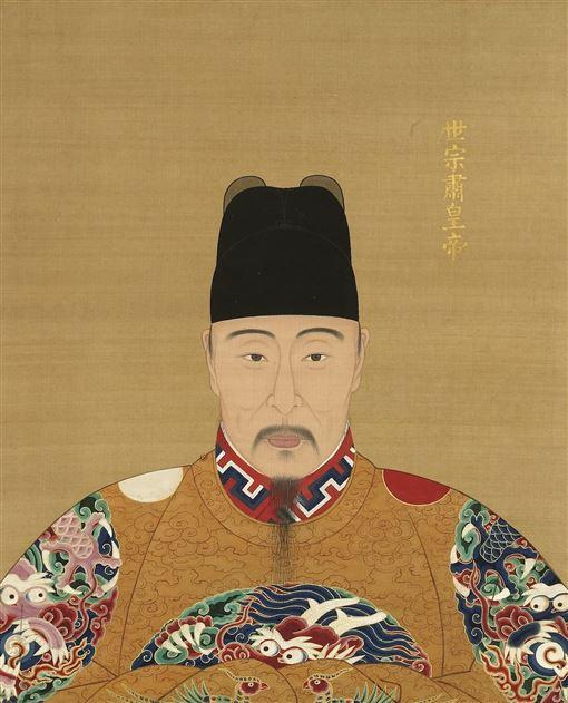 明朝,萬曆皇帝,維基百科,明宣宗《花下貍奴圖》局部