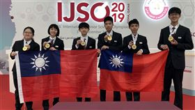 世界第2!國中科學競賽台灣勇奪6金
