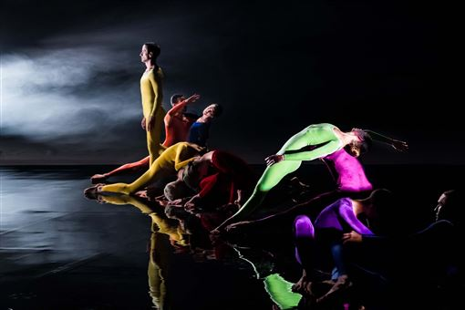 現代舞大師,摩斯.康寧漢,百歲冥誕,回顧,創作哲學(圖/天馬行空提供)中央社