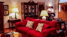 開運,沙發,客廳,盆栽