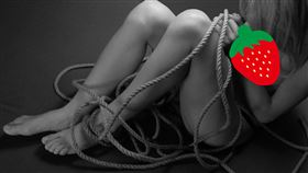 綑綁、SM、性虐(示意圖/翻攝自pixabay)