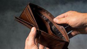 沒錢,存錢(圖/pixabay)