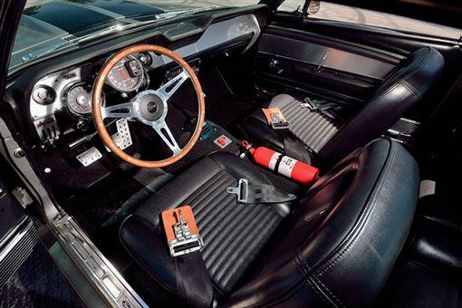 ▲電影《驚天動地60秒》使用的Shelby GT500。(圖/翻攝網站)