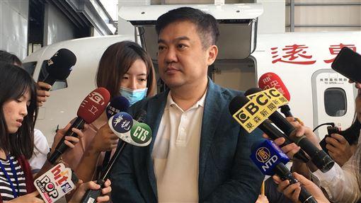 遠東航空,遠航,董事長,張綱維,/記者蕭筠攝影