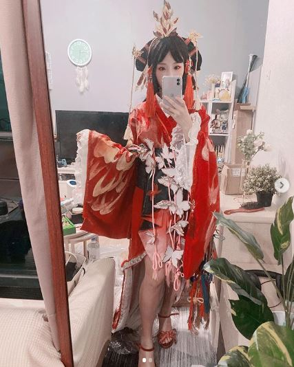咪妃(翻攝自IG)