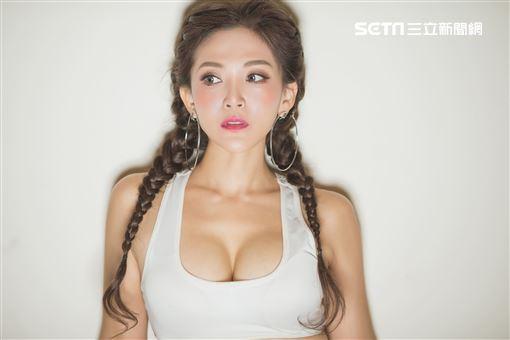 DJ圓圓第四張單曲《Amor》 照片提供請寫:圓圓本人提供