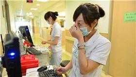 護士,護理師,醫院,白衣天使,(圖/翻攝自賴清德臉書)