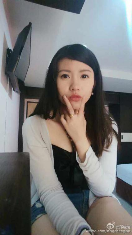 記者,足球,錯字邢成博,微博 圖/翻攝自微博