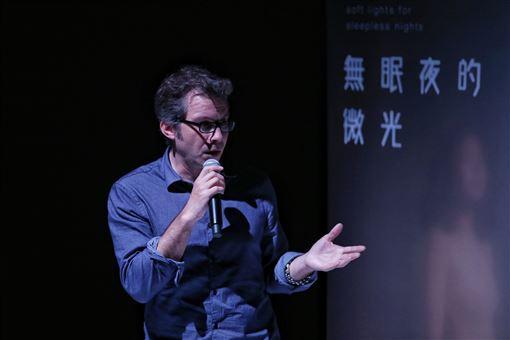 河床劇團,無眠夜的微光,漢斯季默,電影配樂,融入劇本(圖/河床劇團提供)中央社