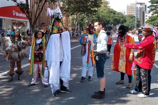 聯合國教科文組織,巴西,奔牛,列入,非人類,文化遺產(圖/中央社)