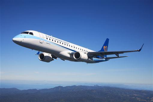▲華信航空台中-東京航線讓中部民眾飛日本更便利(圖/華信航空)