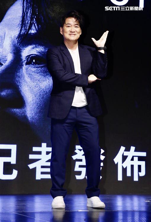 周華健、兒子周厚安新專輯少年發布記者會記者林聖凱攝影