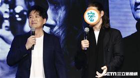 周華健、兒子周厚安新專輯少年發布記者會 記者林聖凱攝影