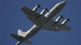 追蹤飛機動向的網站「飛機守望」13日透露消息指出,美國海軍P-3C(圖)海上巡邏機近日巡航朝鮮半島上空。(圖取自維基共享資源;作者Mark Wagner,CC BY 3.0)