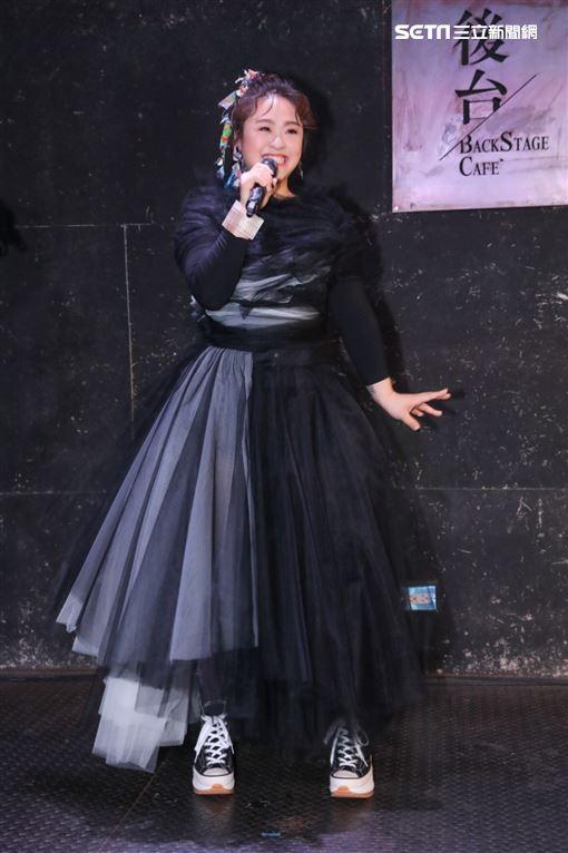 許莉潔新歌首唱會 喜歡音樂提供