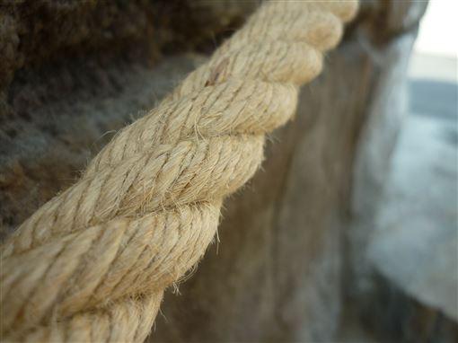 粗麻繩(pixabay)