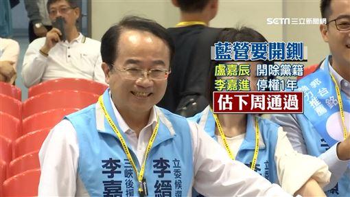國民黨將開鍘 盧嘉辰嗆:劣幣驅逐良幣