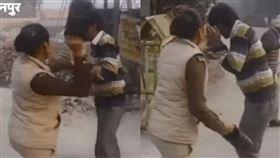 印度,性侵,猥褻,私刑,毆打,鞋子,學生,鞋板,耳光,療癒, 圖/翻攝自YouTube