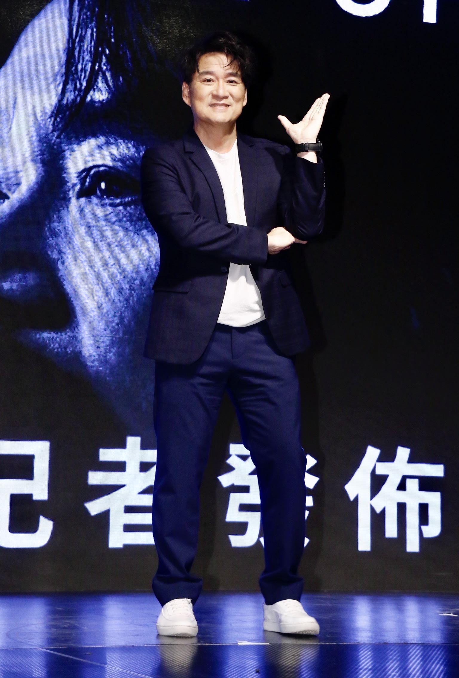 周華健「少年」專輯發表會。(圖/記者林聖凱攝影)