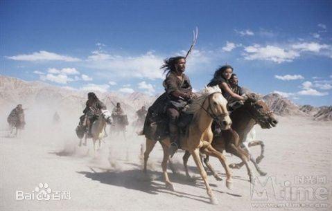 中國古代的「響馬」。(圖/翻攝百度百科)