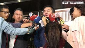 ▲遠航董事長張綱維,被台北地檢署限制出境出海住居。(圖/記者楊佩琪攝)