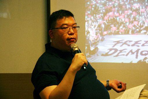 香港歷史學者徐承恩徐承恩(圖)是一名香港醫師,同時也是著名的本土派民間史學家。中央社記者繆宗翰攝 108年12月14日