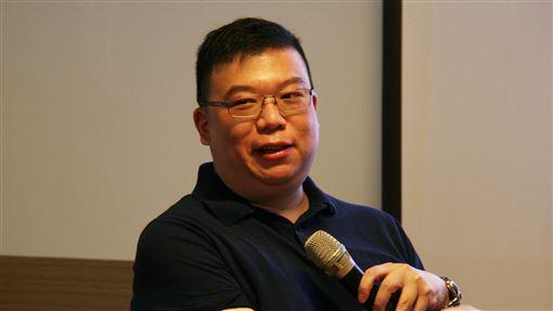 徐承恩:台灣做好保國衛台  就是幫助香港香港本土派歷史研究者徐承恩(圖)認為,台灣如果真的要幫助香港,就是要做好「保國衛台」。中央社記者繆宗翰攝 108年12月14日