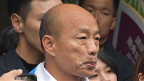 韓國瑜 張善政  記者林恩如攝影