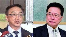 陳宜民,蔡正元(組合圖/資料照)