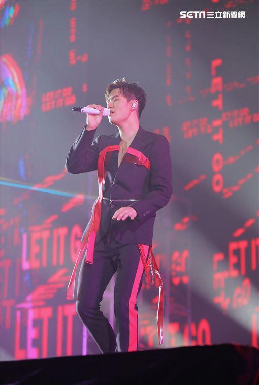 周興哲新加坡演唱會提供:星空飛騰