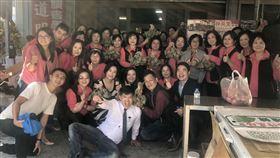媽祖會,林英美,供餐,街友,台北聖興天后宮