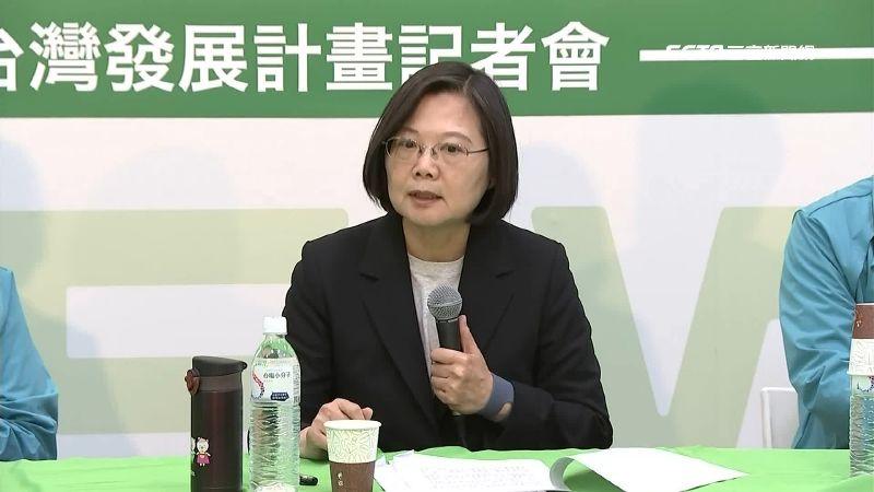 韓國瑜糾結「誰虧欠」 蔡英文嗆:放棄承諾才對不起高雄