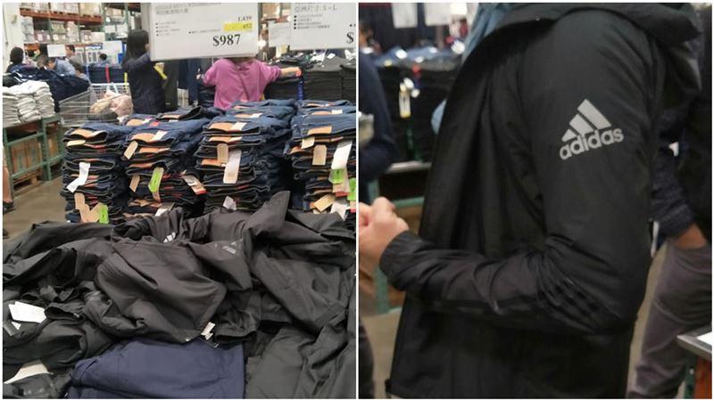 不到千元!好市多「a牌防風外套」特價 網友搶翻:超保暖