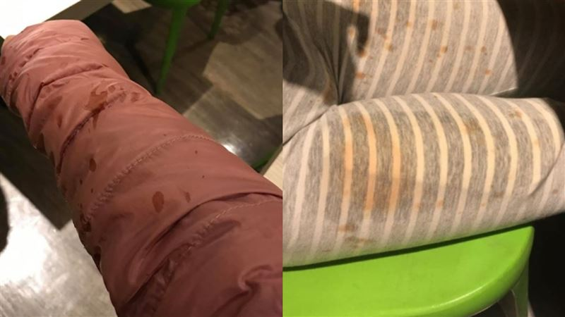 吃牛排遭醬汁爆射!「店家優惠1百」台女氣炸 討拍被噓翻