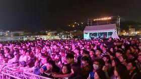 哈瑪星音樂祭(圖/翻攝葉匡時臉書)