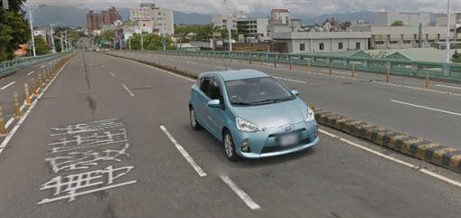 博愛陸橋 圖/google map