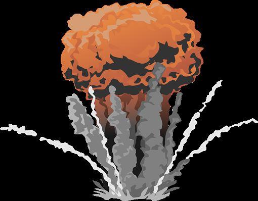 炸彈 示意圖/pixabay