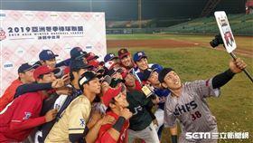 日本社會人拿下冬盟冠軍。(圖/記者王怡翔攝影)