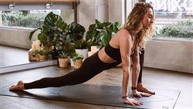 運動,瑜珈,翻攝自pixabay