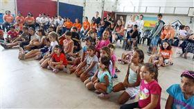 阿根廷兒童中途之家 安置家暴失依兒童阿根廷黎明兒童中途之家目前收容50多名兒童,提供遭家庭暴力侵害的未成年失依兒童一個保護安置場所。中央社記者汪碧治布宜諾斯艾利斯攝 108年12月16日