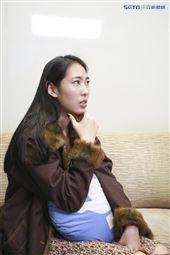 王若琳安安大明星。(圖/記者林士傑攝影)